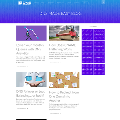 DNS Made Easy blog
